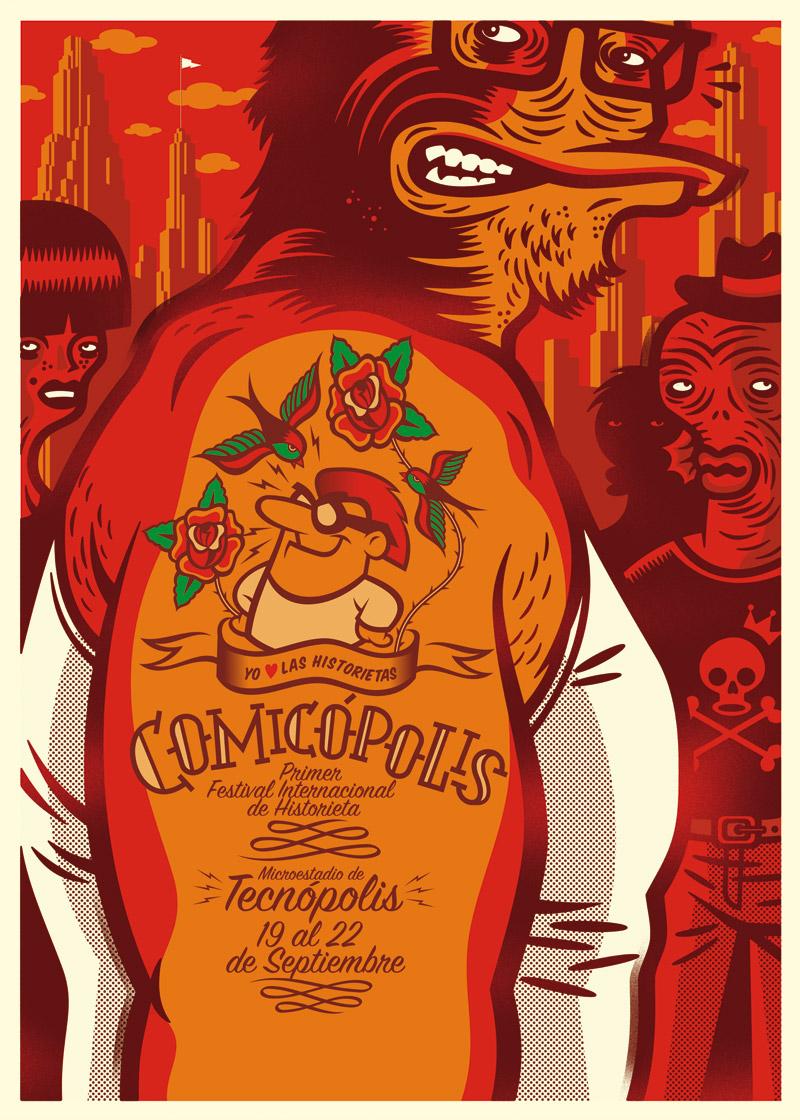 cartel-comicopolis