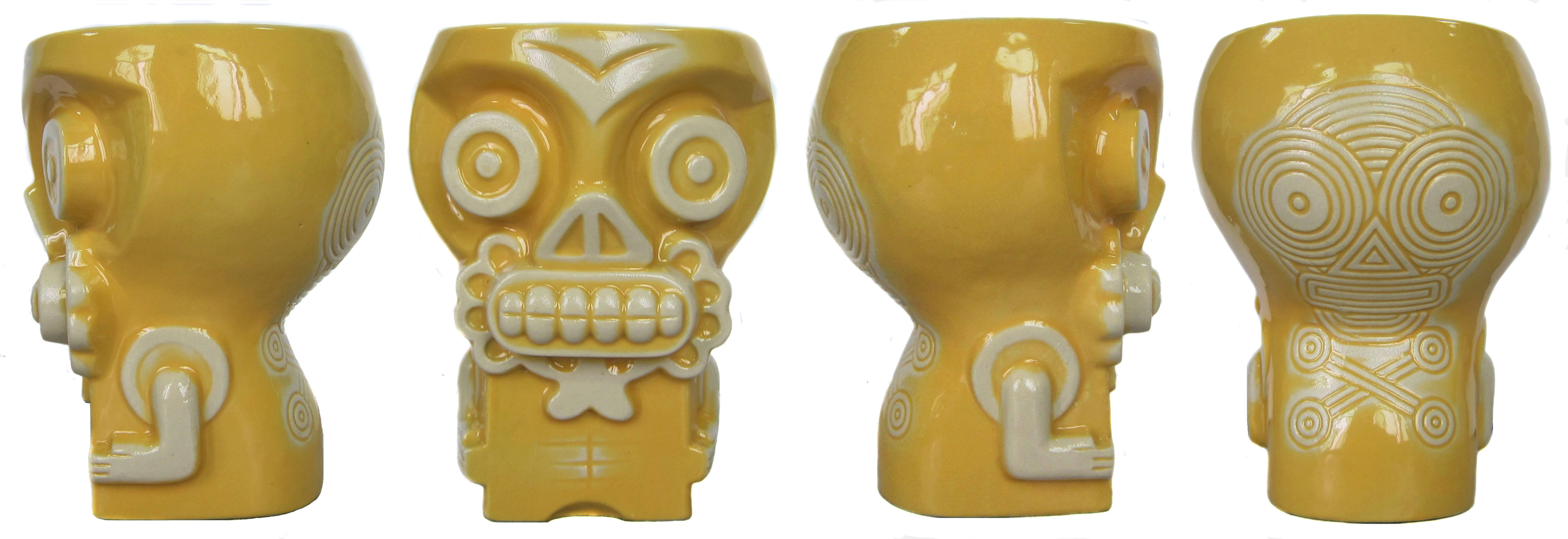 Day of Dead Tiki Sampled 1